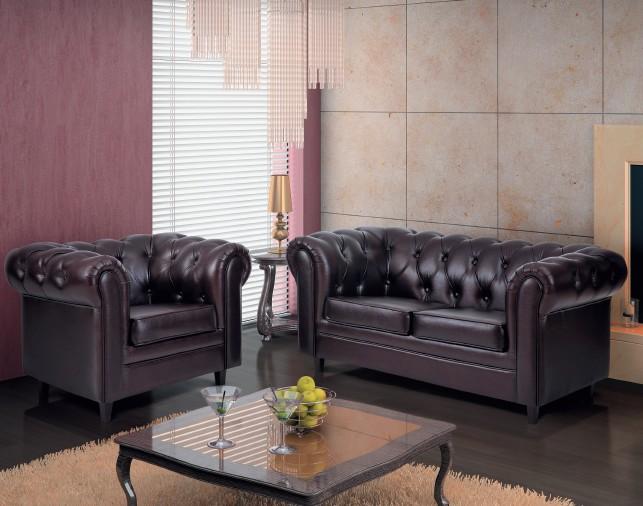 офисный диван честер купить в компании кабинетоф в иркутске